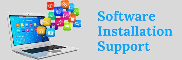 software-installation-support
